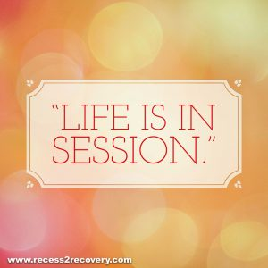 Life is in Session